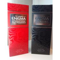 Perfumes Enigma - Fragancias Internacionales