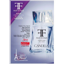 Perfume Face To Face Men By Candela 60 Ml