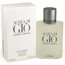 Acqua Di Gio 100ml - Armani - Perfumes Originales Importados