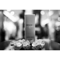 Frasco Y Caja Vacios Del Perfume Armani Code Ice Xl De 125 M