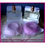 Perfumes Muy Concentrados Femeninos 212 Flower Combo C/jabon