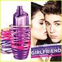 Perfume Justin Bieber Girlfriend 50ml- Nuevo, Original