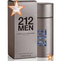 Perfumes Importados 212 Ch X 100ml.