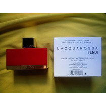 L Acquarossa Fendi Tester 75ml