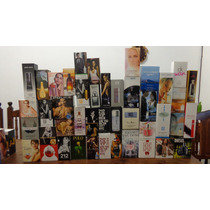 Perfumes Importados 5 A Eleccion En Caja Y Celofan + Envio