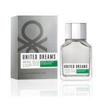 United Dreams Aim High De Benetton Edt 100ml Para Hombre
