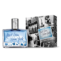 Love From New York De Dkny Para Ellos Eau De Toilette 48 Ml