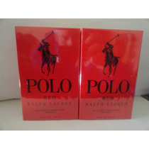 Polo Red By Ralph Lauren X 125 Ml