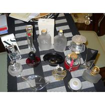 Frascos De Perfumes Importados Vacios