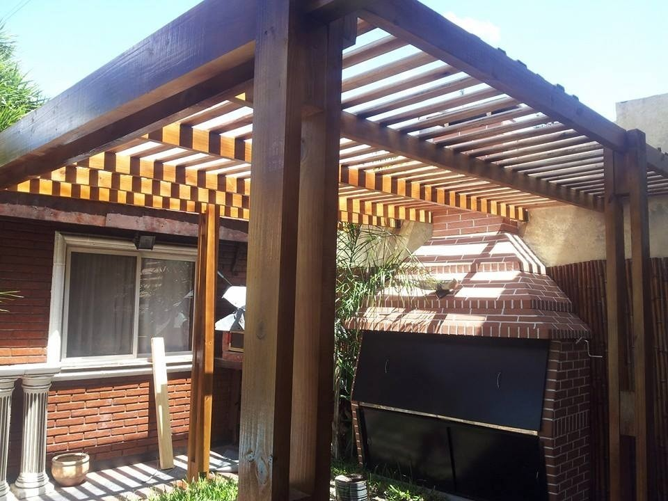 Pinterest the world s catalog of ideas - Pergolas de lona para jardin ...