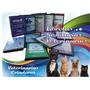 Libretas Sanitarias Para Veterinarias (100 Unidades)