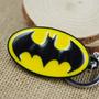 Llavero Metalico Batman Escudo