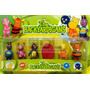 Muñecos Backyardigans Blister X5 Figuras Ideal Adorno Torta