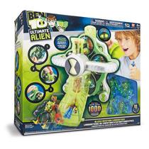 Ben 10 Laboratorio De Creacion De Extraterrestres Bunny Toys