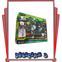 Ben 10 Intergalactic Plumber Command Center Delicias 3
