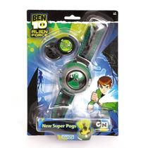 Reloj Ben 10 Omniverse Super Pogs