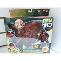 Muñecos Ben 10 Alien Creature Ban Dai Envio Sin Cargo Caba
