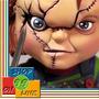 Chucky Vinyl Stylized Figure Mezco Toyz