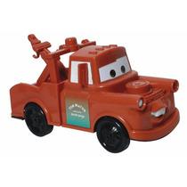 Auto Cars Mate Rayo Mac Queen Rueda Libre 35cm Disney Grande