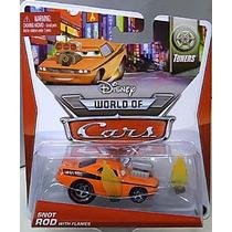 Cars Disney Pixar Snot Rod With Flames Juguetería El Pehuén