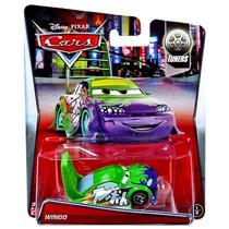 Cars Disney Pixar 2015 Tuners Wingo Original Blister