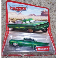 Cars Disney Pixar Ramone Verde Jugueteria Bunny Toys