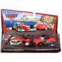 Cars Pixar Disney Francesco B & Guiseppe Motorosi Bunny Toys