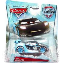Cars Disney Pixar Ice Racers Rip-jeff-miguel-carla-lewis