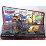 Cars Disney Pixar Race Team Mater - Sal Machiani Bunny Toys