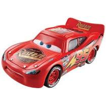 Auto De Cars De Mattel Lightning Mc Queen Rayo Determined
