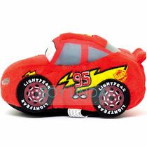 Cars Rayo Mcqueen Peluche Auto Disney Store Original