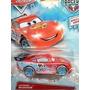 Cars Lightning Mcqueen Ice Racers Original Mattel