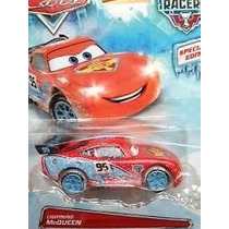Cars Lightning Mcqueen Ice Racers Original Mattel