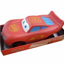Auto Rayo Mcqueen Cars Plastisol Irrompible Casa Valente