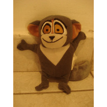Peluche Madagascar Mc Donalds