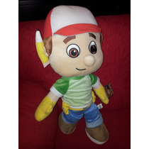 Manny A La Obra - Peluche Disney Original