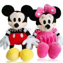 Minnie Mouse Peluche Original Disney Gigante 65cm De Altura
