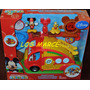 Mickey Mouse Clubhouse Fisher Price Autocaravana Casa Rodant