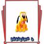 Muñeco De Peluche Mickey Mouse Club House Pluto De Wabro
