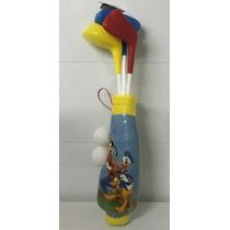 Juego De Palos De Golf Mickey Disney Juguetoys Xml 0331