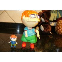 Lote De 8 Muñecos Disney Nickelodeon Grande Y Miniaturas!!