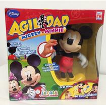 Juego Agilidad Mickey Mouse Original De La Tv La Lucila