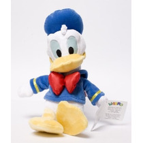 Disney Peluche Pato Donald Amigo Mickey Licencia Orig35cm