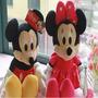 Minnie, Mickey Con Sonido Pato Donlas, Deisy Peluche