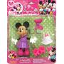 Muñeco Disney Minnie Con Accesorios Original Fisher Price