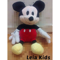 Peluche Mickey Mouse Minnie Mouse 27 Cm Aprox Con Música
