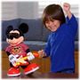 Mickey Rock Star Original Disney Canta Toca Guitarra Envios