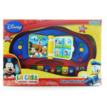 Disney Mickey Libro Musical 579