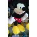 Peluche 20cm Mickey Minnie Goofy Donald Daisy Pluto Lic Ori