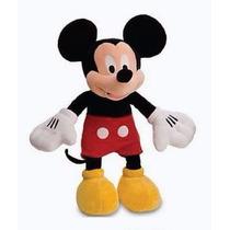 Peluche Mickey Habla En Su Voz Original En Español 52cm